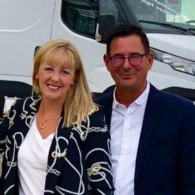 Silvia und Peter Fahrner