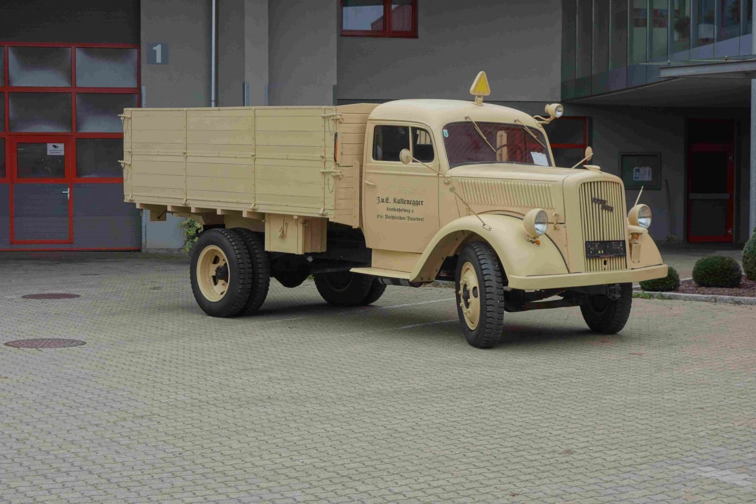 Opel Blitz 3,6-36