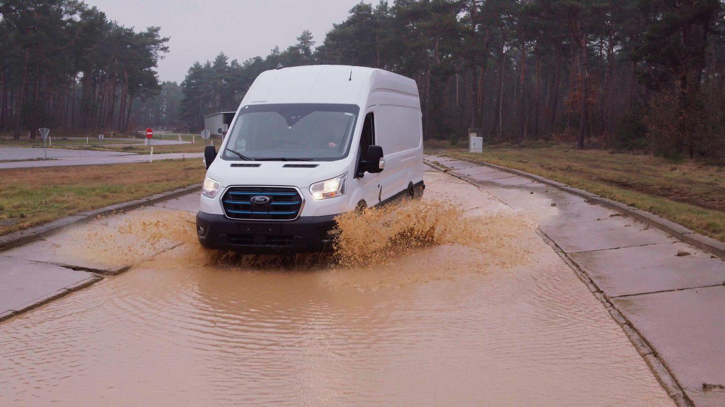 """""""Boot Camp"""" für E-Transporter"""